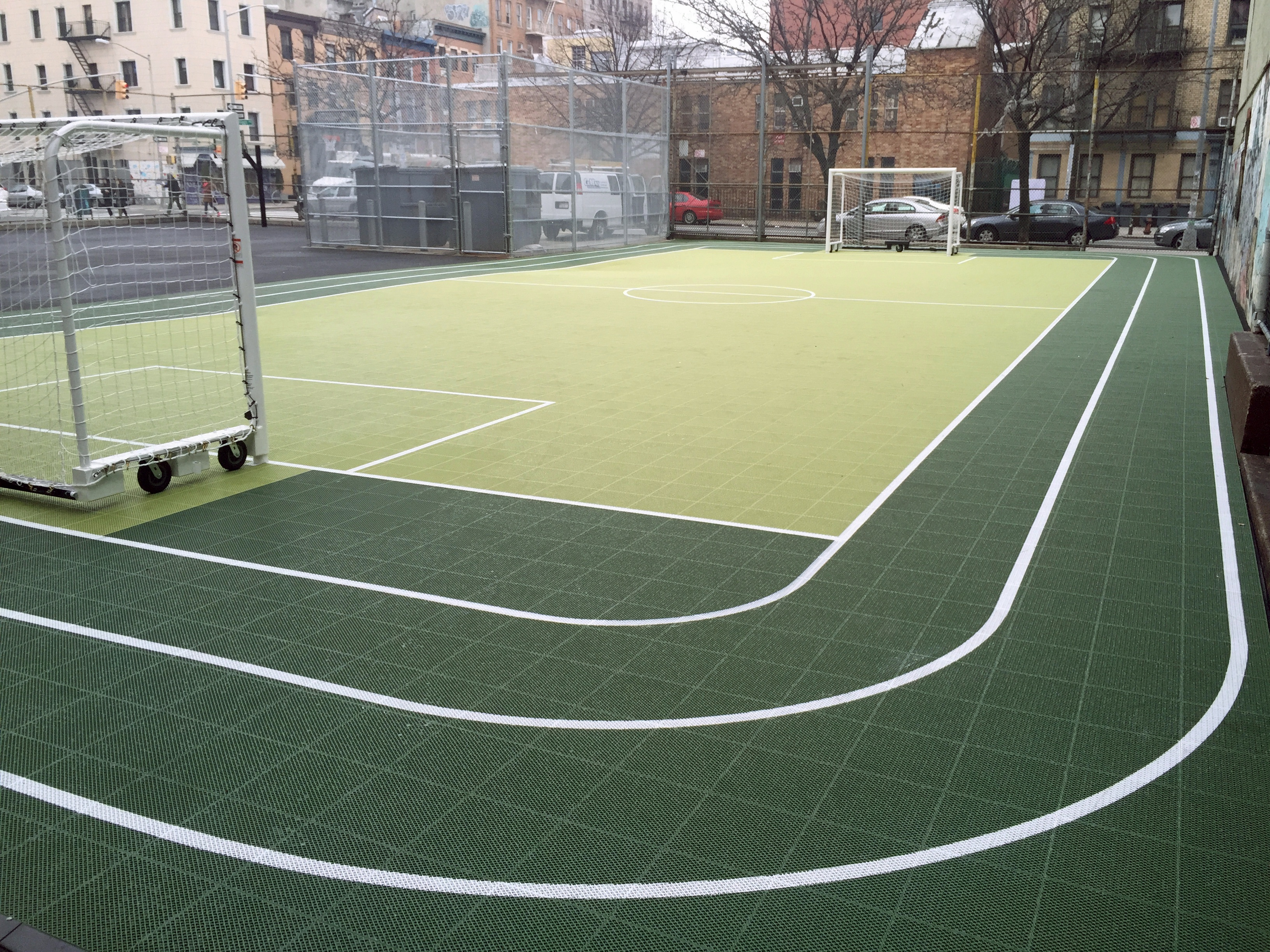 Sport Court Outdoor Futsal Court