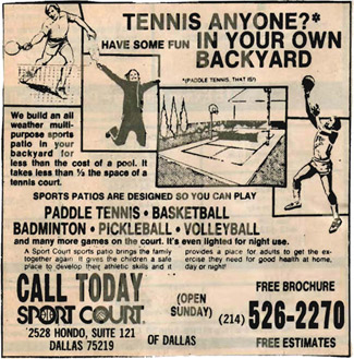 old advertisement1978