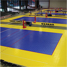 Volleyball Courts by Sport Court