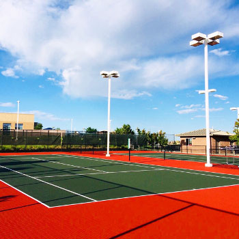 Consulting Projects-Tennis Court