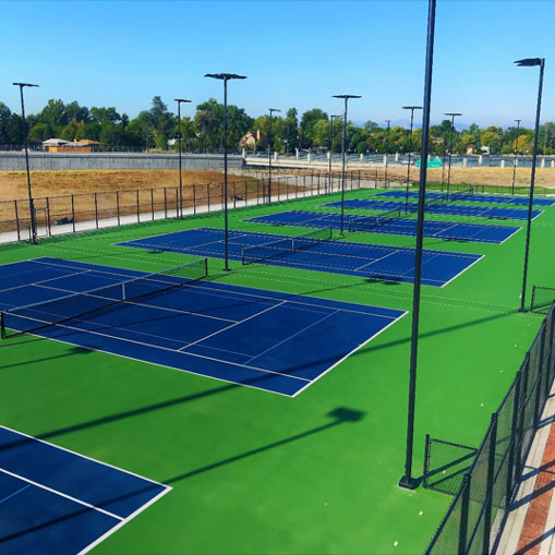 Consulting Projects-Pickleball Courts