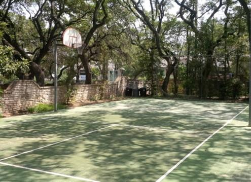 1st Generation Sport Court