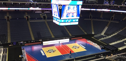 Sport Court South Event sports flooring