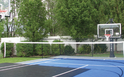 Basketball Court and Multi Sport Surfaces