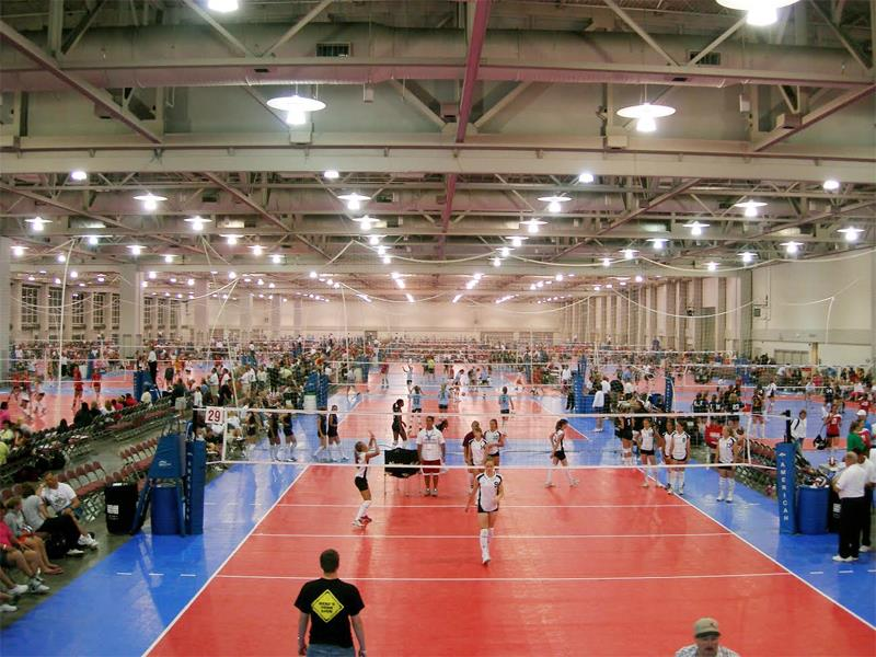 Volleyball and Gym Flooring Contractors