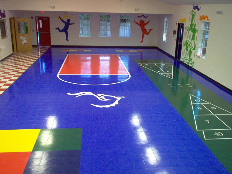 Basketball and Multi Sport Flooring Installers