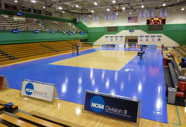 Volleyball and Sports Facility Contractors