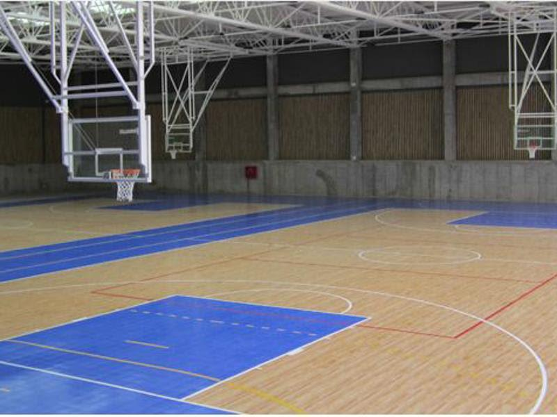 Indoor Basketball and Multi Sport Flooring Installers