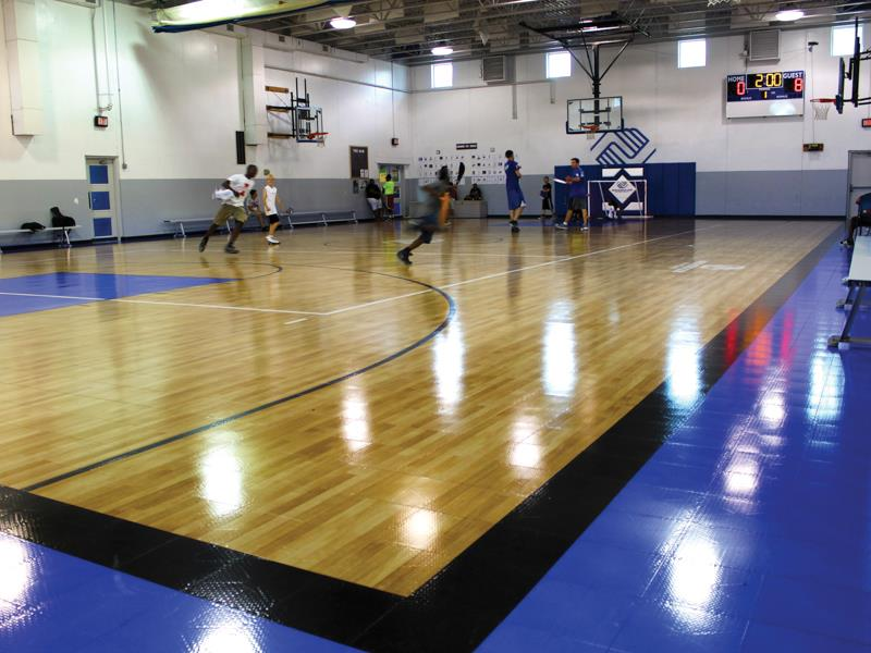 Basketball and Gym Flooring