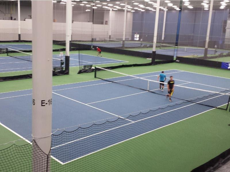 Tennis and Gym Flooring Builders