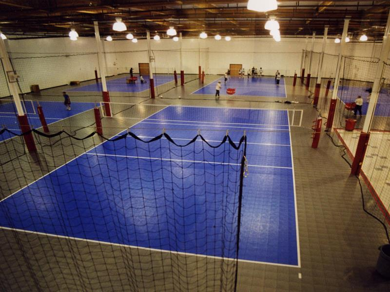 Indoor Volleyball court Builders