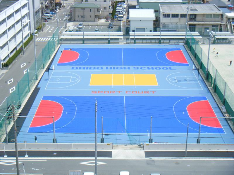 Outdoor Court Builders