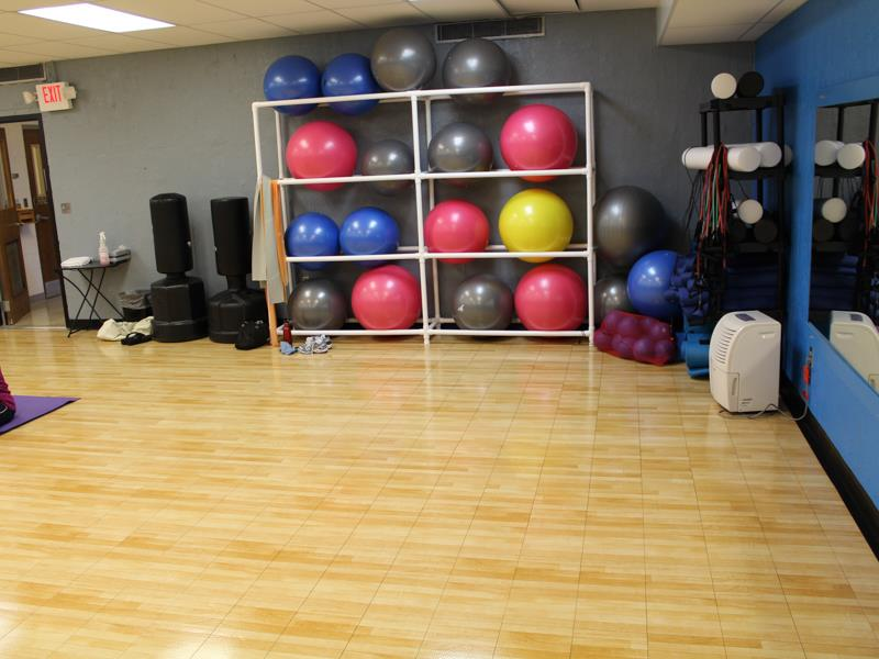 Home Gym Flooring