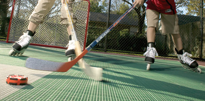 Roller Sports Surfaces
