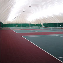 Indoor Tennis Court Builders
