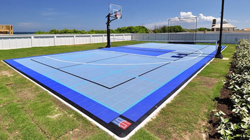 Residential Half Court