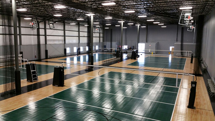 Volleyball Facility