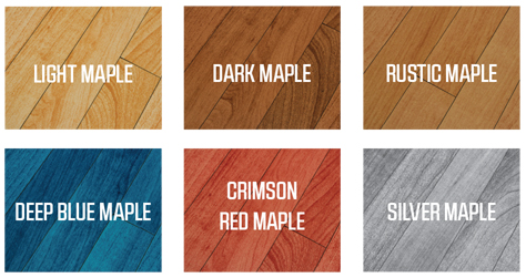 Maple Select Colors