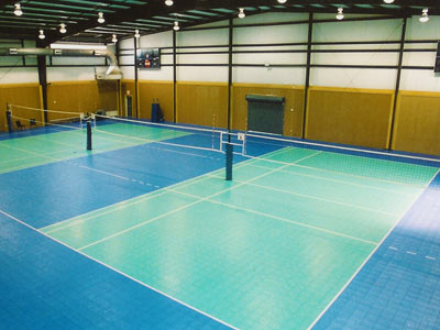 Volleyball Court Facility Installers