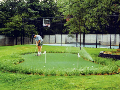 Putting Green Installers