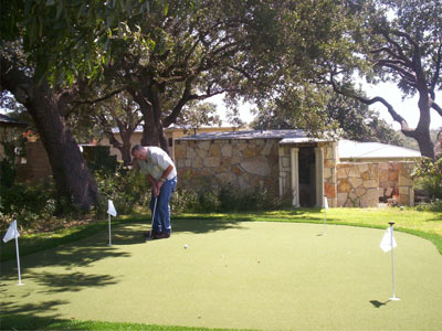 Putting Green Builders