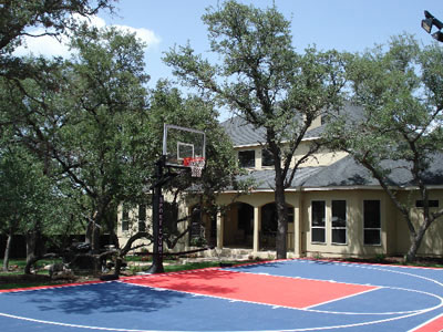 Backyard Court Builders