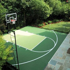 Athletic Tiles by Sport Court