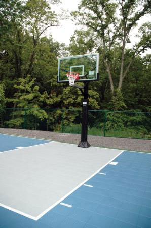 Backyard Court Installers