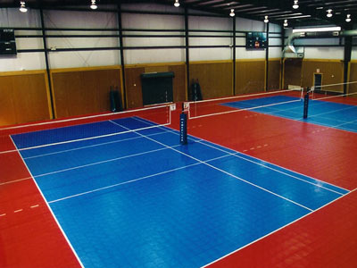 Volleyball Court Installers