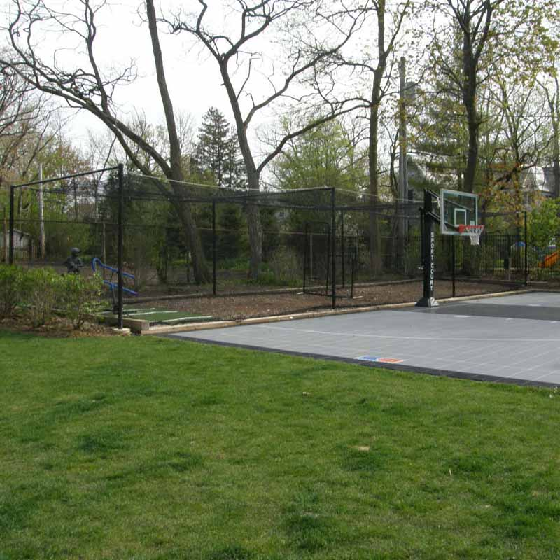 Sport Court Massachusetts Batting Cages
