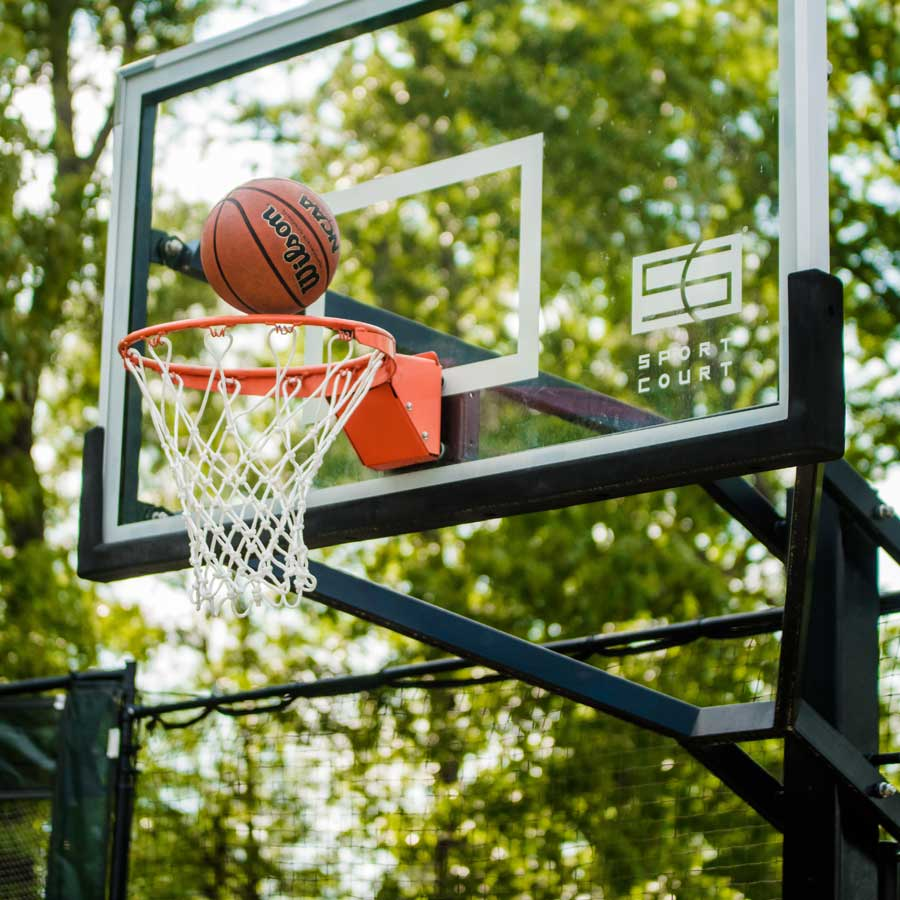 Sport Court Basketball Hoops & Accessories