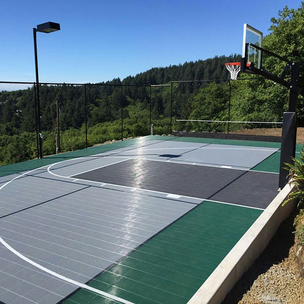 Outdoor Sport Court in Oregon