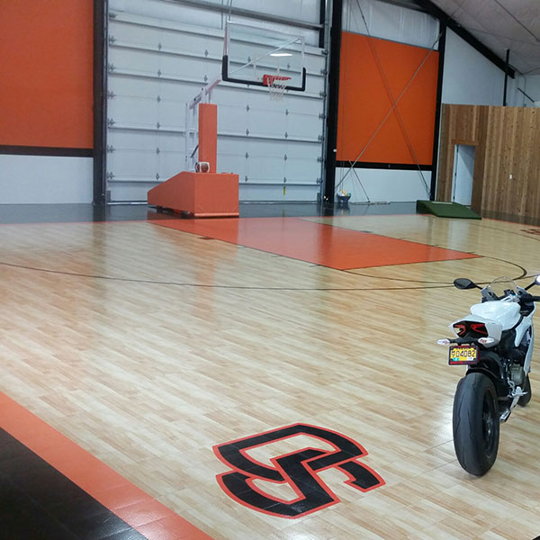 Indoor Oregon Sport Court