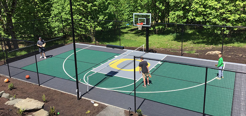 Customized Sport Court
