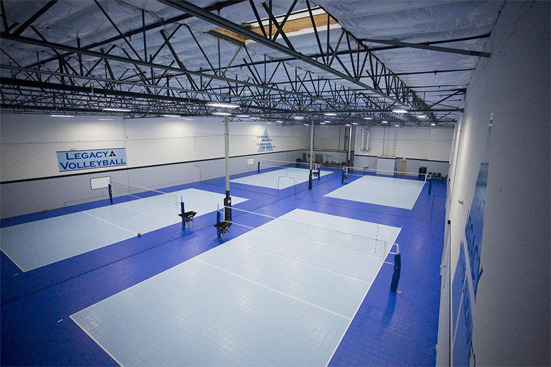 Volleyball and Sports Facility Builders