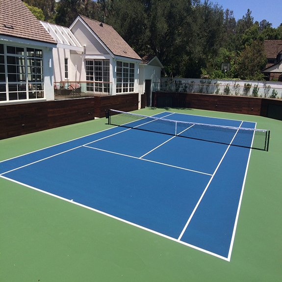 Tennis Court Surface by Sport Court
