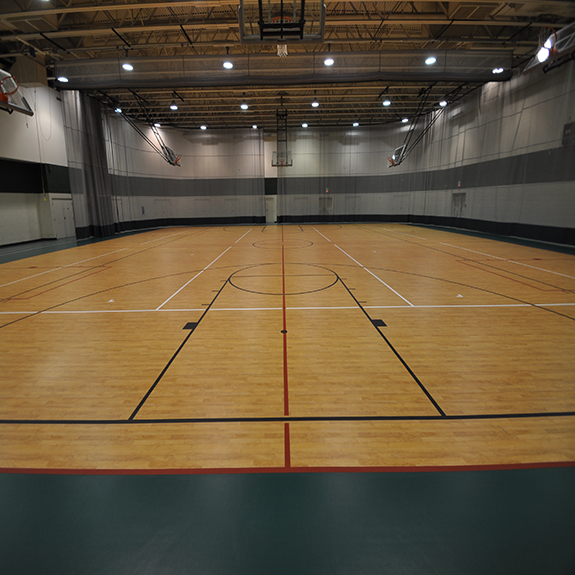 Vinyl Sport Court Surfaces from Sport Court Southern California located in Los Angeles
