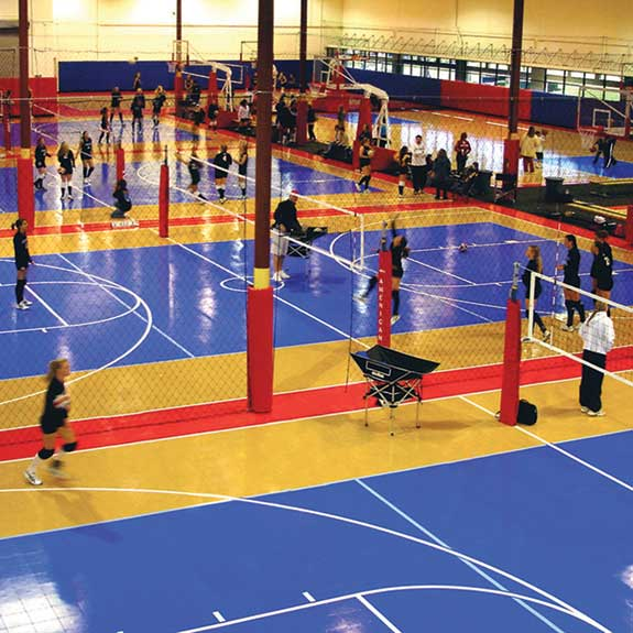 Design Your Own Custom Gym Flooring using Court Builder™