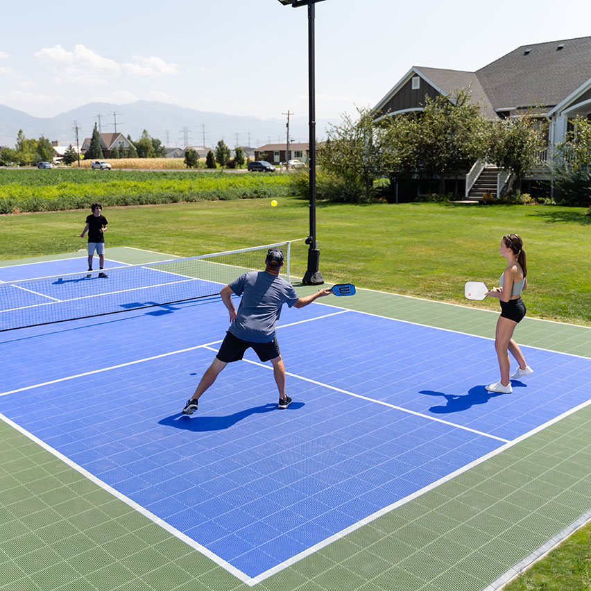 Sport Game Pickleball