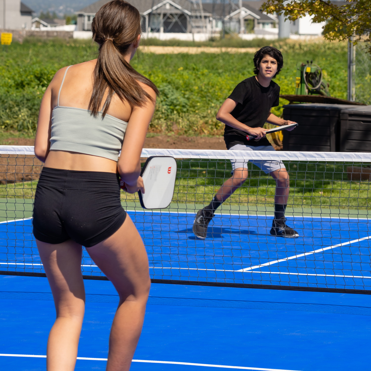 Pickleball Outdoor Residential